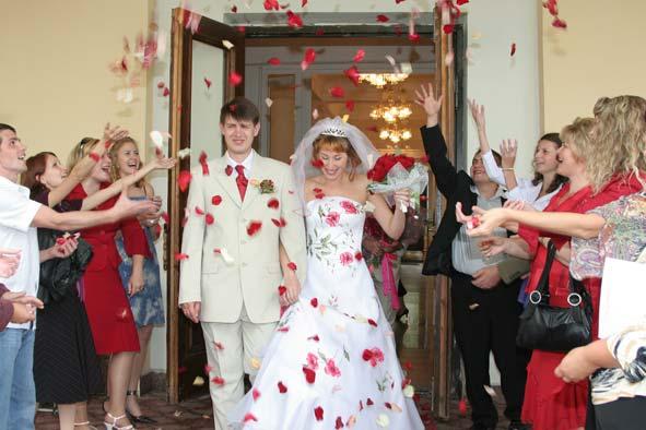 Сценарий для второго дня свадьбы дома