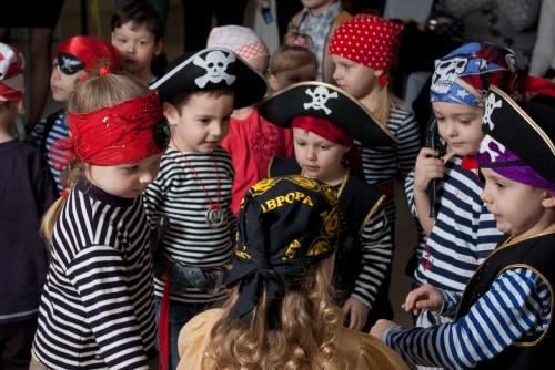 Конкурсы для день рождения в стиле пираты