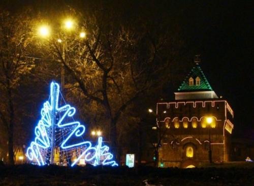 программа на новогоднюю ночь нижний новгород