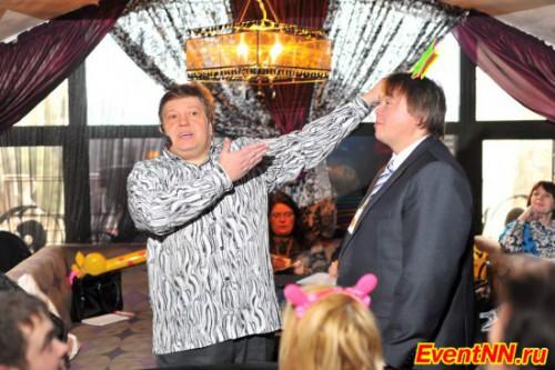 Ведущий Александр Зайцев: «Я приехал передать часть своего опыта нижегородским коллегам»,ведущий,ведущий на свадьбу