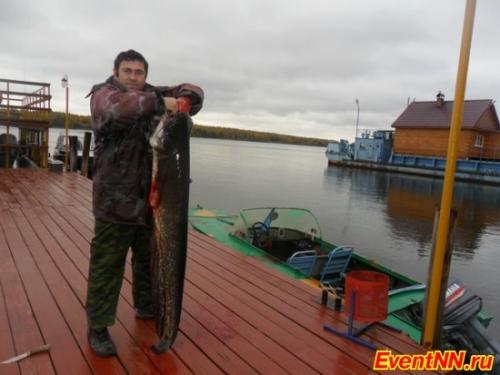 рыболовная база снегири в нижегородской