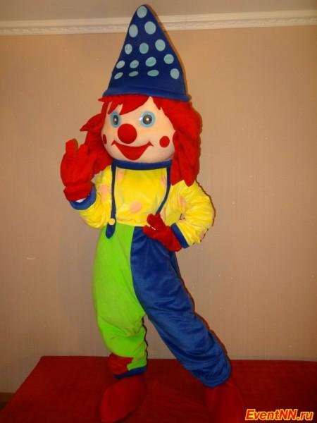 Ростовая кукла клоун своими руками из 95