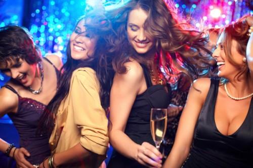 девчата зажигают на вечеринках