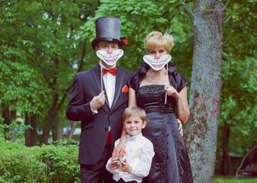 Алиса в стране чудес выкуп невесты