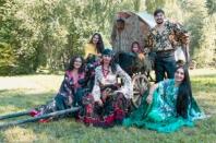 Цыганский ансамбль «Бричка»