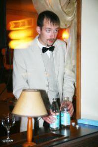 Михаил Гурьянов, ведущий праздника, тамада на свадьбу