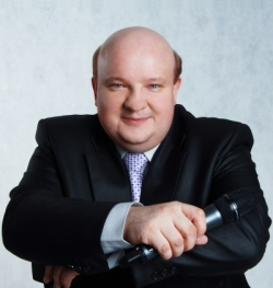 Владимир Морозов, ведущий, тамада