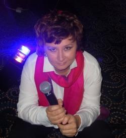 Татьяна Мотова, ведущая корпоративных событий, свадеб, юбилеев