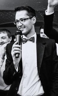 Андрей Каспаров. Ведущий.