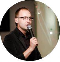 Кирилл Макарский -- ведущий ВАШЕГО праздника