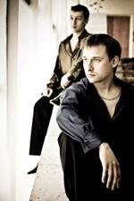Евгений Марченко и Александр Половинкин