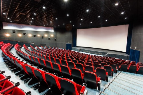Кинотеатр «Октябрь» является