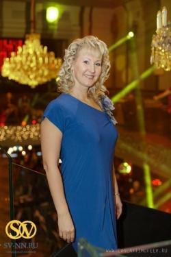 Ольга Славская, ведущая свадеб и праздничных мероприятий