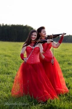 Скрипичное шоу FIERIA