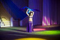 Лилит шоу восточных танцев