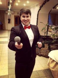 Андрей Наум, ведущий