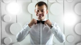 Ведущий, тамада на свадьбу Хватков Сергей