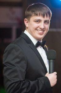 Ярослав Насонов, ведущий Creative Group UNO l uno-events.ru
