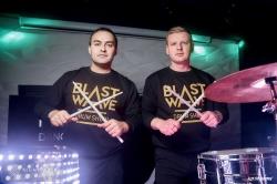 """Шоу барабанов """"Blast wave"""" (Бласт Вэйв)"""