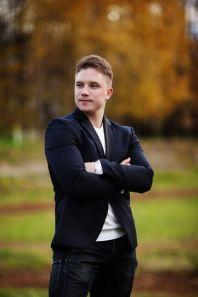 Дмитрий Лобанов, ведущий мероприятий