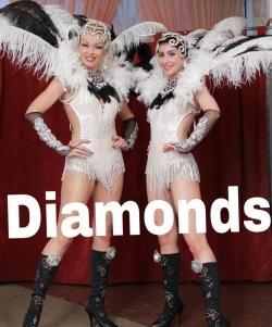 Шоу-балет Diamonds( Даймондс)