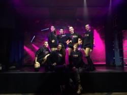 Танцевальное шоу NRG