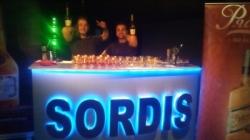 Коктейли для welcome-зоны от SORDIS