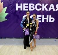 Танцевальное шоу Dance-duet