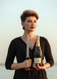 Сабраж и другие шоу с алкоголем от Екатерины Захаровой