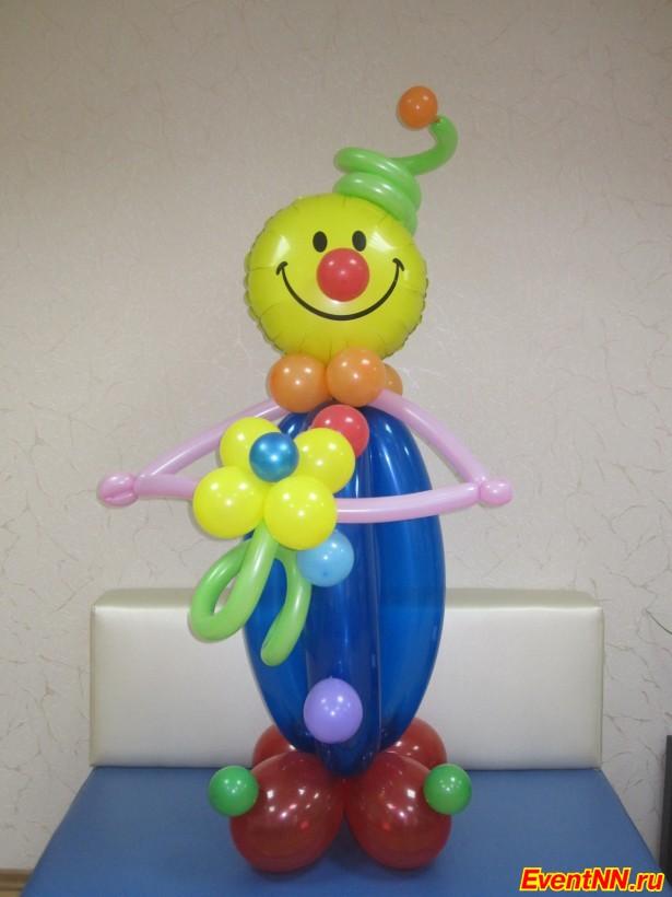 Компания «Атмосфера», воздушные шары