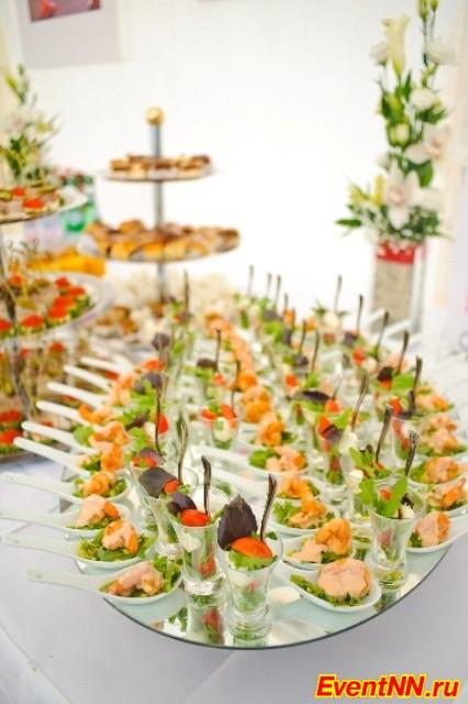 Свадебные тенденции 2016, Royal Catering