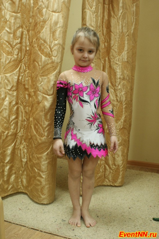 Фотосессия костюмов гимнасток 16 фотография