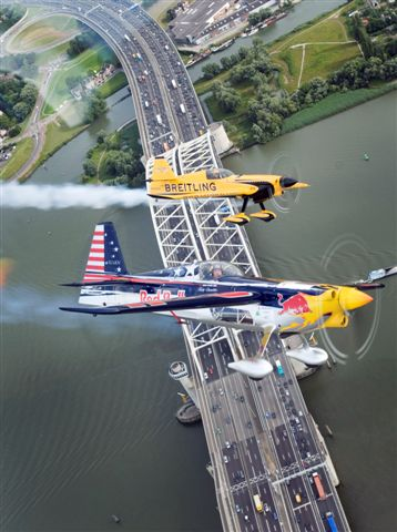 Воздушные гонки Red Bull Air Race University Challenge
