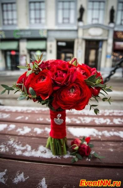 Свадебные тенденции 2016, Букеториум