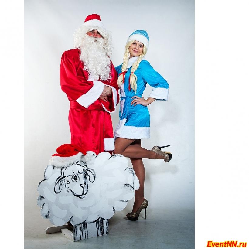 Сценарий нового года дед мороз и снегурочка для взрослых