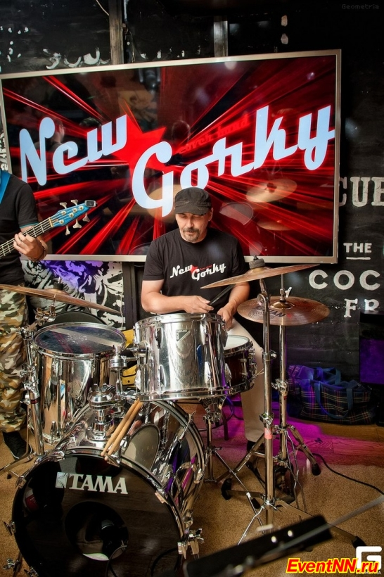 New Gorky - cover band Тел. +7 (908) 236-29-28