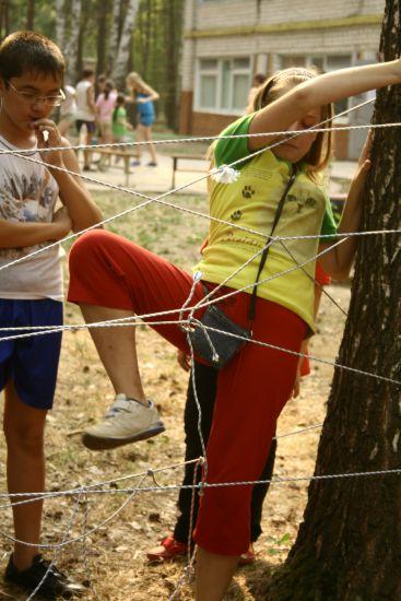 Лингвистический лагерь «Школа Робинзонов»