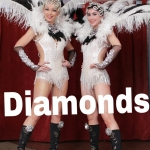 Шоу-балет Diamonds( Даймондс), тел. 89056676215