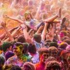 Даты фестиваля изменчивы: в этом году, например, праздник Холи отмечается 6 и 7 марта.