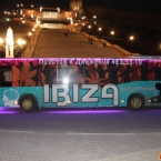 Автобус-лимузин Crazy Party Bus IBIZA:  «Одна поездка - уже настоящее приключение!»