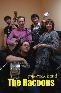 The Racoons (Ракунз), фолк-рок-группа: Рождество по-ирландски!