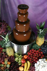 «Фонтан де Люкс» Шоколадные фонтаны