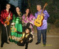 Земфира - цыганский ансамбль