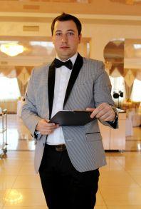 Алексей Мурзин, ведущий корпоративов, свадеб, юбилеев.