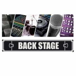 BackStage - звуковое оборудование (Бэкстэйдж)