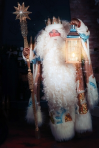 Золотые Дед Мороз и Снегурочка г. Нижний Новгород