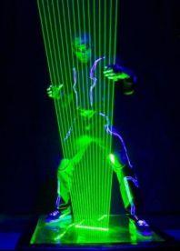 Laser Man Show (Лазермэн)
