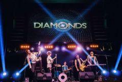Кавер-группа THE DIAMONDS (Даймондс)
