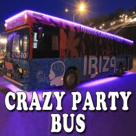 Party Bus в Нижнем Новгороде - Crazy Bus IBIZA (Пати Бас - Крэйзи Бас Ибица)