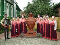 Народный хор и русский ансамбль